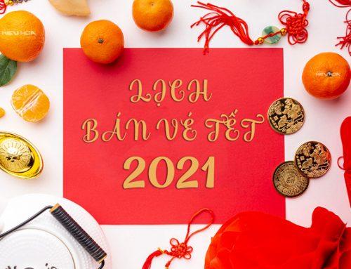 Kế hoạch bán vé tết 2021 của nhà xe Hiếu Hoa
